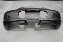 Porsche 987 Cayman S Factory Rear Bumper Cover Trim 98750541104 OEM