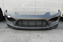 Porsche 958 Cayenne S Factory Front Bumper Cover Trim OEM 7P5807221A  11-14
