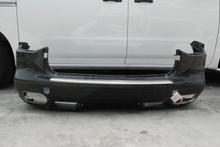 Porsche 957 Cayenne Factory Rear Bumper Cover Trim OEM 7L5807421 7L5104E-R-PDC