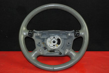 Porsche 911 996 Carrera Tiptronic Steering Wheel 4 Spoke Grey Factory OEM