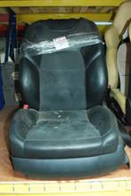 Porsche  957 Cayenne Black Front Seats OEM