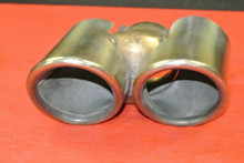 Porsche 911 997 Carrera Dual Exhaust Tip Tail Pipe Right OEM Gillet 99711135104