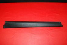 Porsche 911 996 Targa Right Rear Top Pillar Trim Cover Black 99655518804 OEM