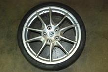 Porsche 911 991 981 Carrera S III Wheel Rim Front 8x20 ET57 98136216012 OEM