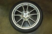 Porsche 911 991 981 Carrera S III Wheel Rim Rear 9.5x20 ET45 981.362.163.12 OEM