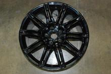 Porsche Cayenne Sport Edition Black Wheel Rim 10x21 ET50 7P5601025L OEM