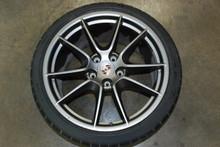 Porsche 911 991 Carrera S III Wheel Rim Rear 11x20 ET70 991.362.166.04 OEM