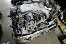 Porsche 911 997 GT3 997.2 3.8 Liter Complete Engine Replacement Used