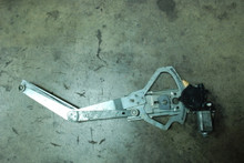 Porsche 911 SC Carrera Coupe Right Passenger Window Regulator w/ motor