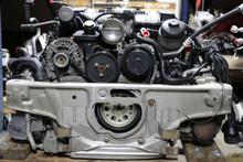 Porsche 911 997 987 Carrera 3.8 Liter Direct Fuel Injection Motor DFI Engine