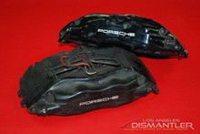 Porsche 993 911 Carrera 2 Front Left and Right Brake Calipers Brembo Factory OEM