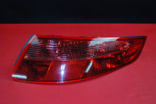 Porsche 911 Carrera 997 Turbo ALL RED Right Passenger Tail Light Lamp Lens OEM
