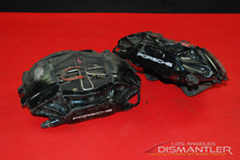 Porsche 993 911 Carrera 2 Rear Left and Right Brake Calipers Brembo Factory