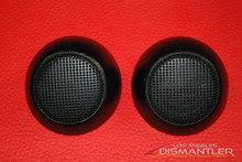 Porsche 911 993 Turbo S Leather Wrapped Tweeters Door Speakers Nokia OEM
