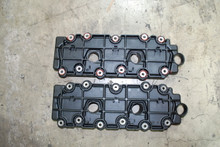 Porsche 911 993 Plastic Lower Valve covers Factory original