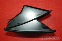 Porsche 911 993 Turbo 964 Carrera Ashtray Ash Tray Black Leather Coin Holder OEM