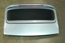 Porsche 911 993 Engine Lid Decklid Spoiler Assembly complete w/ 3rd brake light