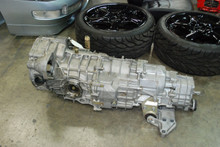 Porsche 911 993TT 993 Turbo 6 Speed LSD G64/51 Transmission