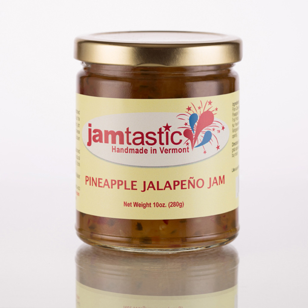 Pineapple Jalapeno Jam