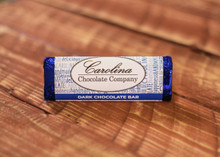 Dark Chocolate logo Bar