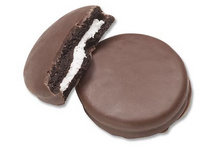 Chocolate Covered Sandwich Cookies