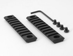 PsiOps CNC SMG Side Rail Set