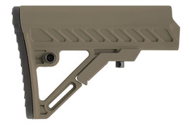 UTG PRO Model 4 Ops Ready S2 Commercial-Spec Stock - FDE