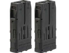 DYE Paintball DAM 10rd Magazine 2 Pack - Black