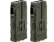 DYE Paintball DAM 10rd Magazine 2 Pack - Olive