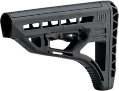 DYE DAM Ultralight Stock (DT-UL) - Blk