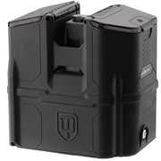DYE DAM Box Rotor Loader - Black
