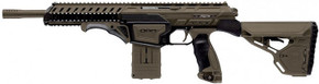 DYE Assault Matrix Paintball Gun (DAM) - Dark Earth