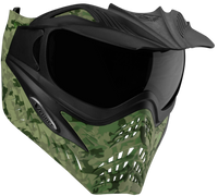 VForce Grill SE Paintball Goggles - Jungle Camo