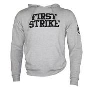 FIRST STRIKE FS Hoodie - Grey
