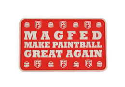FIRST STRIKE FS Paintball 'MagFed' Patch