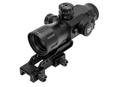 UTG Compact Prismatic 4x32 T4 Scope - 36 Color, T-DOT