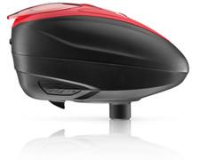 DYE LT-R Paintball Loader - Black/Red