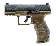 T4E Walther PPQ M2 .43 Cal  Paintball Marker - FDE