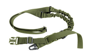 SALE! Rothco Universal Single Point Poly Sling - Olive Drab