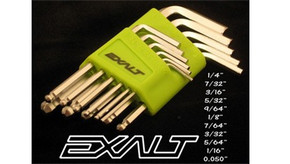 Exalt Hex Head Key Set