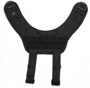 SALE! Full Clip Lightweight Shoulder Vest Assembly - Black