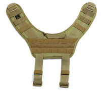 SALE! Full Clip Lightweight Shoulder Vest Assembly - Coyote