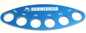 Hammerhead Paintball Ball Gauge