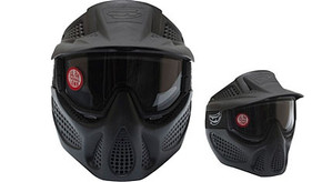 JT USA Invader 2 Thermal Mask - Black