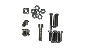 Lapco Stainless Steel Hardware Kit - 98
