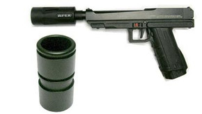 Lapco STR8Shot or BigShot Assault Apex Adapter