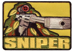 Sniper Velco Patch