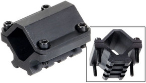 UTG Barrel Mounted Tactical Single Rail - 3 Slots
