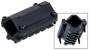 UTG Barrel Mounted Tactical Single Rail - 5 Slots