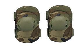 Rothco Swat Elbow Pads - Woodland